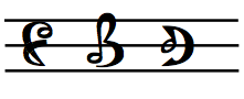 express-stave-jazz-font-clefs