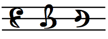 express-stave-reverse-color-clefs